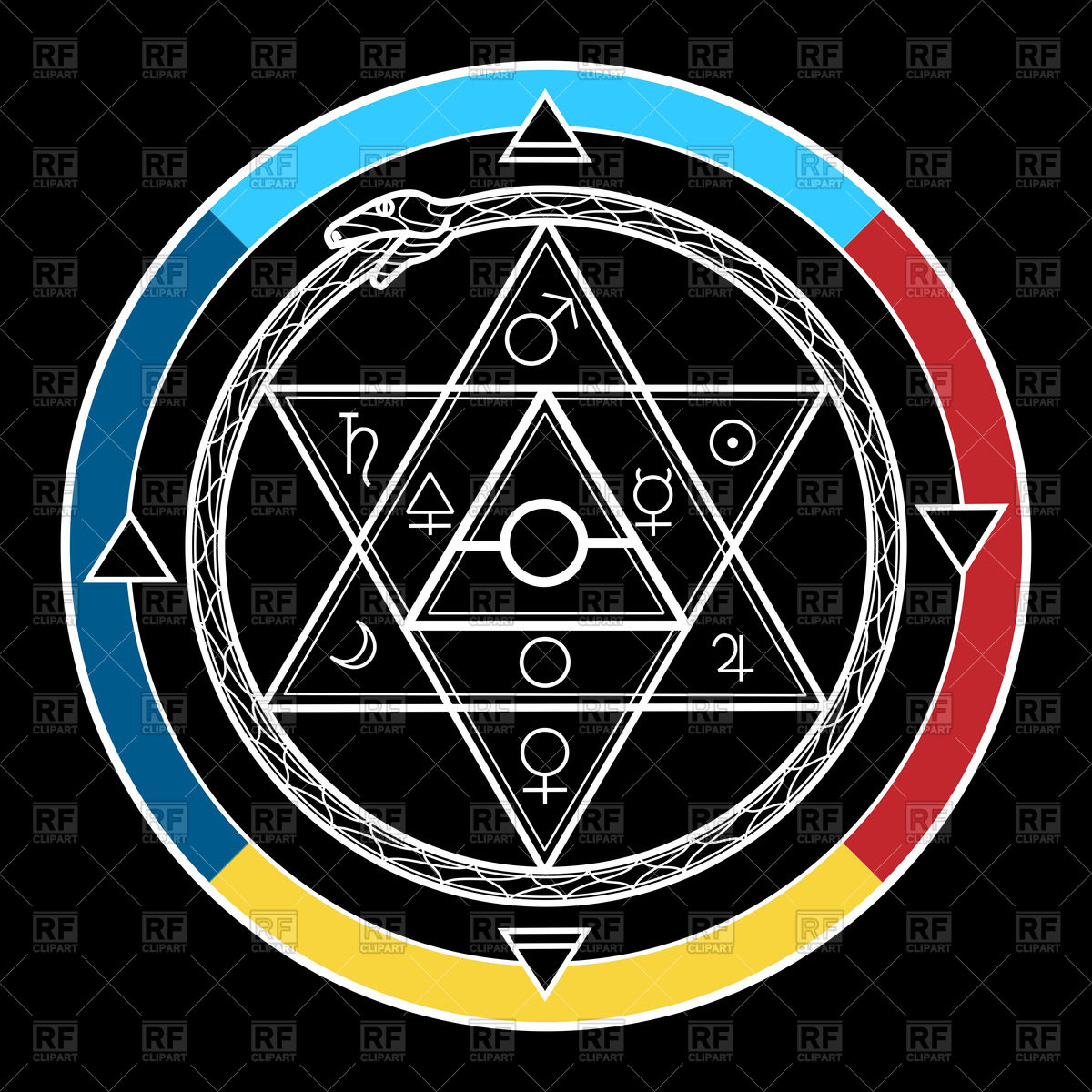 1200x1200 Alchemy Symbol