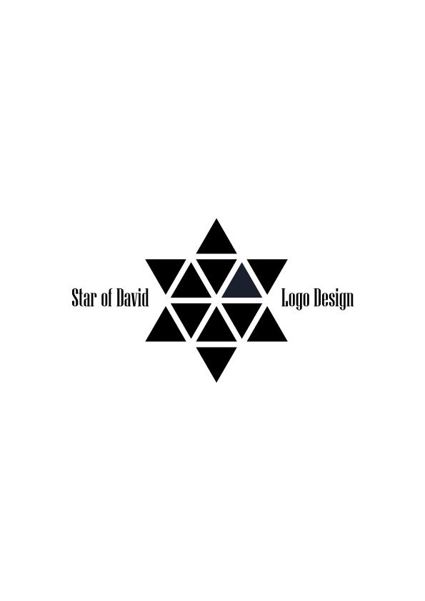 595x842 Star Of David Logo Design Aya Templates