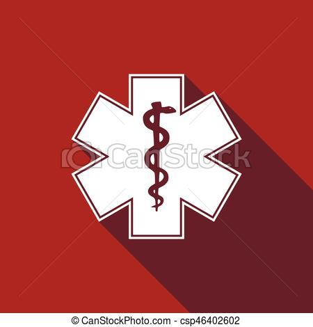 450x470 Medical Symbol Of The Emergency