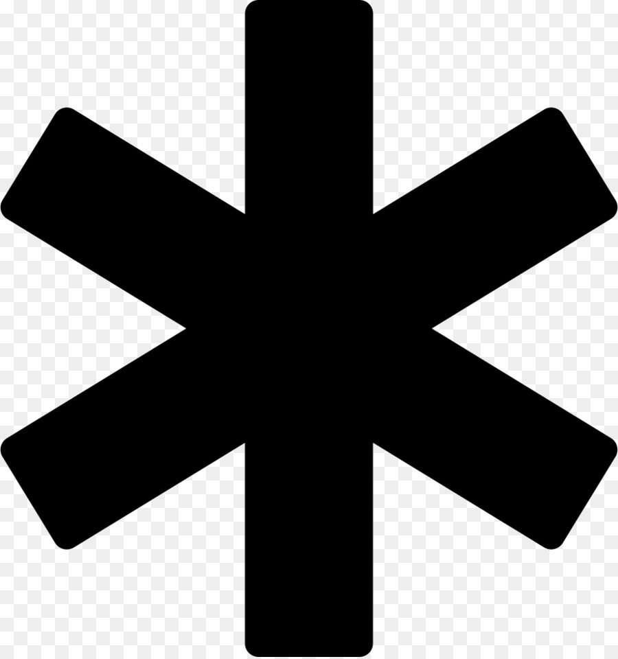 900x960 Star Of Life Clip Art Emergency Medical Services Openclipart