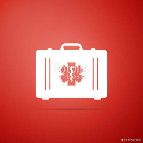 500x500 First Aid Box And Medical Symbol Of The Emergency