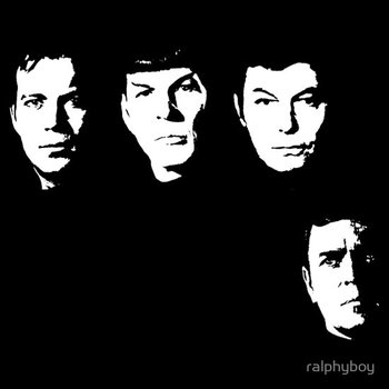 350x350 The Greatest Star Trek (Tos) T Shirts Ever List