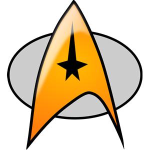 300x300 Star Trek Badge Clipart, Cliparts Of Star Trek Badge Free Download