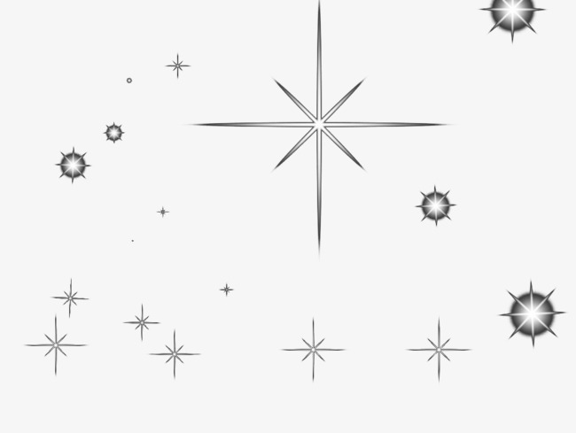 650x489 Glowing Star, Star Vector, Star Clipart, White Png And Vector For
