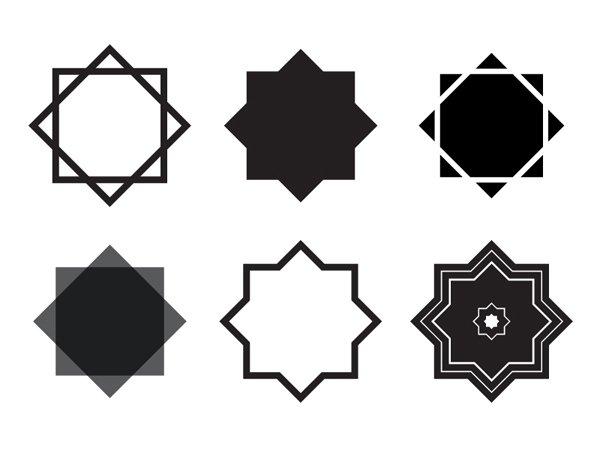 600x450 Free Islamic Star (Vector) Psd Files, Vectors Amp Graphics