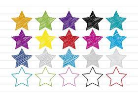 280x200 Free Star Vector Art