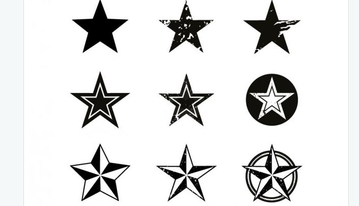 704x405 20 Sets Of Free Stars Vector Clip Art Sets Of Free Stars Vector