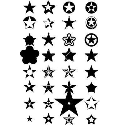 380x400 Free Star Icon Vector 122180 Download Star Icon Vector