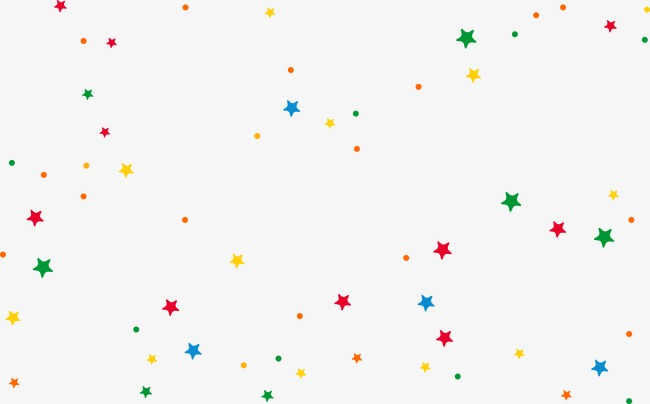650x404 Little Star Vector, Star Vector, Decorative Background, Color Png