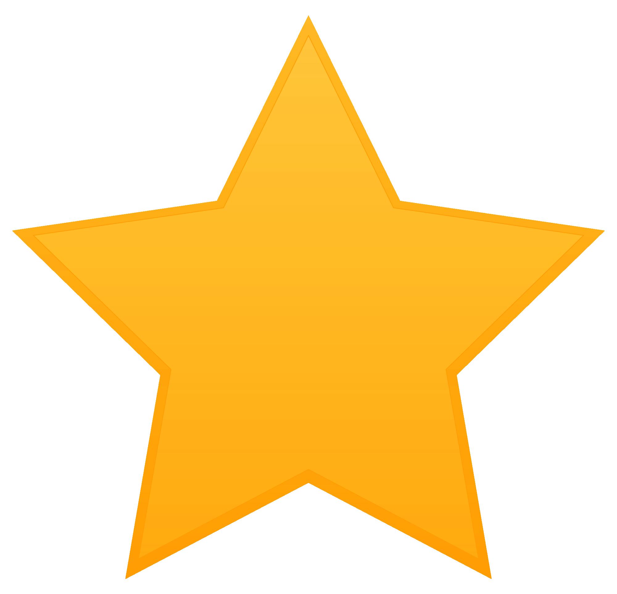 2000x1925 Orange Star Vector Svg Freeuse Stock