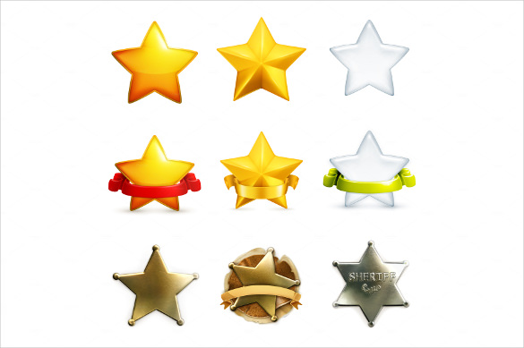 585x389 Star Icons Free Psd, Ai, Vector Eps Format Download Free