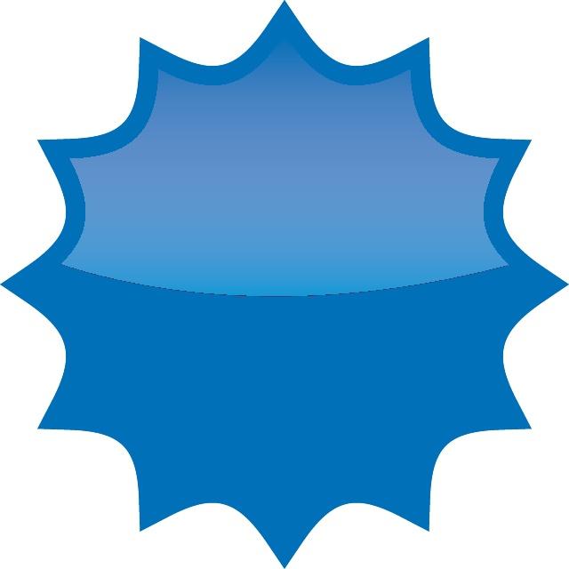 640x640 Splash Star Vector Button Free Vectors Ui Download