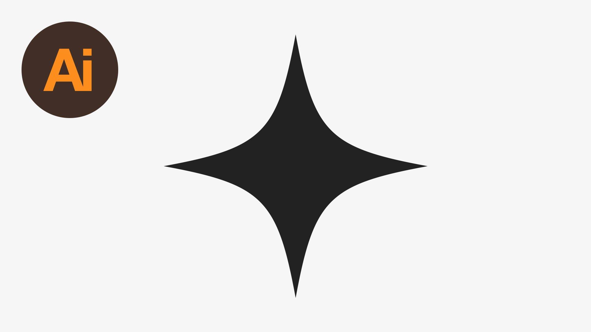 1920x1080 Learn How To Create A Vector Sparkle In Adobe Illustrator Dansky