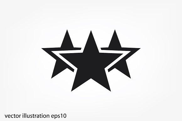 580x385 Vector Halftone Star Patterns Illustrator Star Vector
