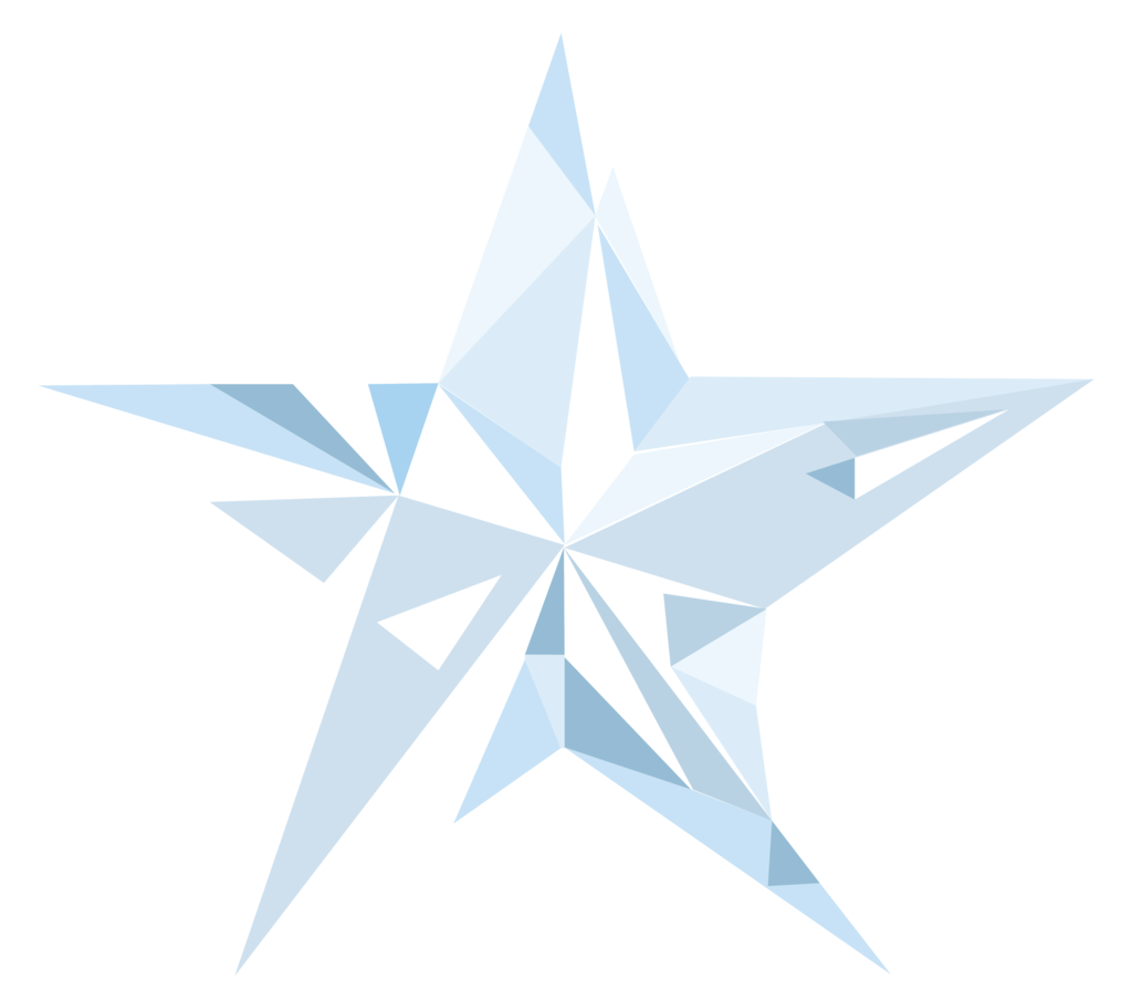 1024x903 Crystal Star Vector Done In 2015, Via Illustrator. Created It As