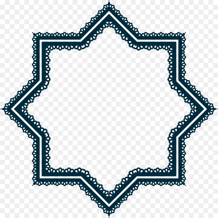 900x900 Download Islamic Star Vector Clipart Symbols Of Islam Islam