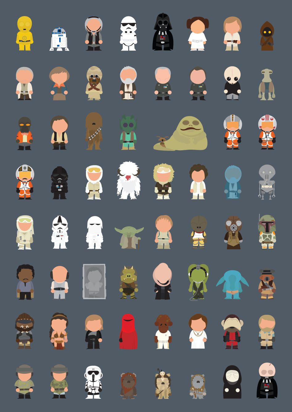947x1335 Lego Star Wars Vector Star Wars Icons Star Wars Room