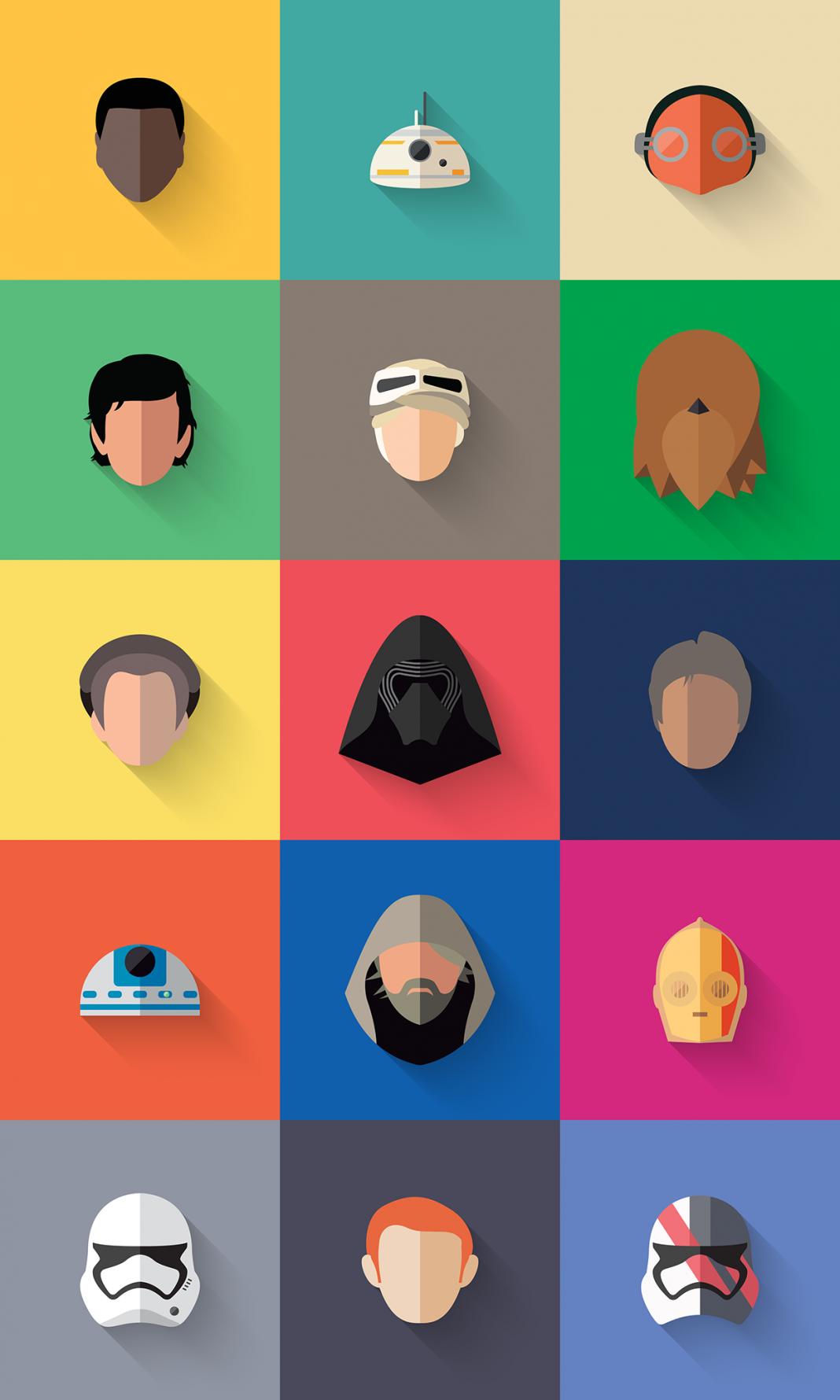 1068x1780 Top 10 Free Star Wars Vector Icon Sets Star Wars