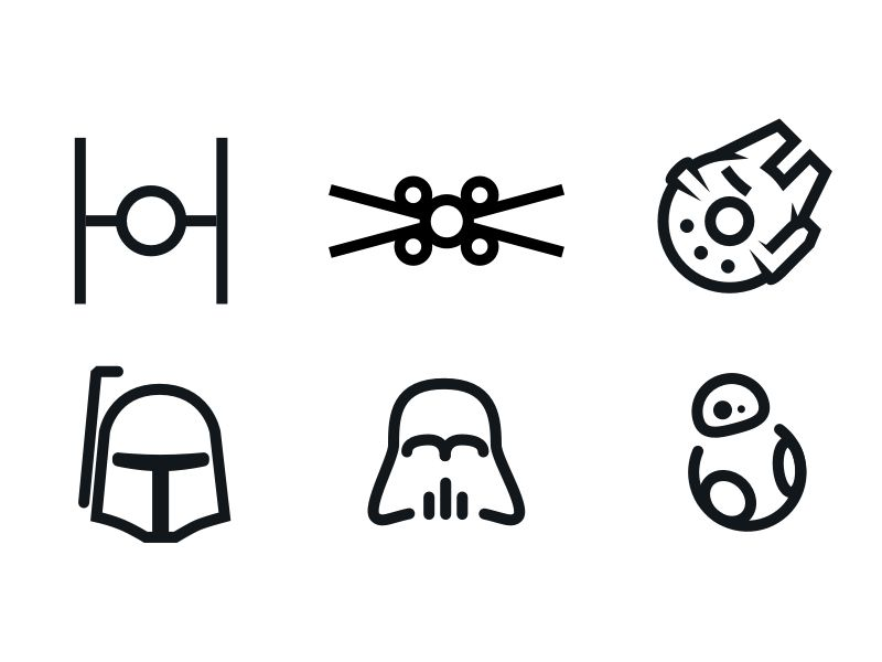 800x600 Free Star Wars Logo Icon 318651 Download Star Wars Logo Icon