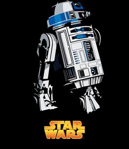 261x300 Star Wars Astromech Droid R2 D2 Logo Vector (.ai) Free Download