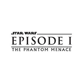 280x280 Star Wars Episode 1 The Phantom Menace Logo Vector Free Download