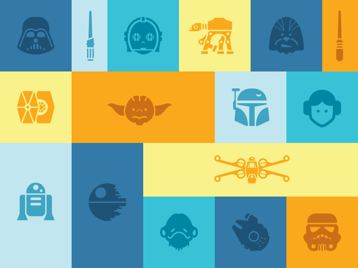 700x525 Even More Free Star Wars Icons Sensible World