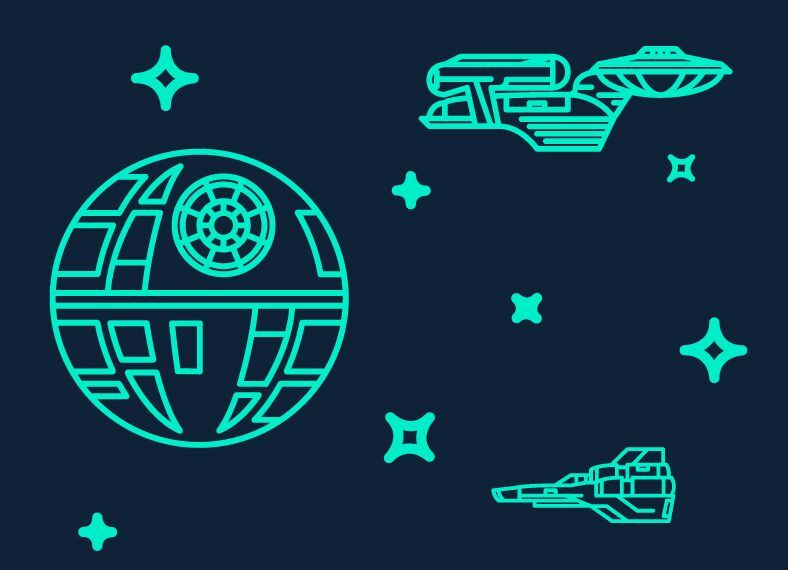 788x570 Free 35 Star Wars Vector Icons