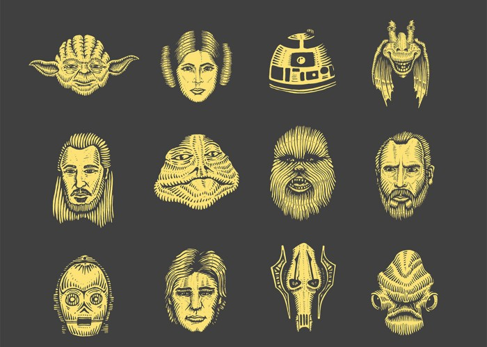 700x500 38 Amazing Amp Beautiful Pieces Of Star Wars Artwork And Inspiration!
