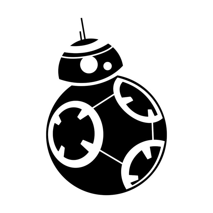 690x690 Vector Clipart Star Wars