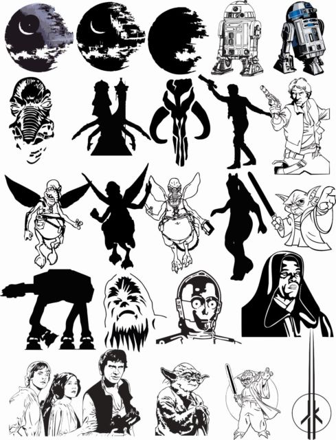 Star Wars Vector Images