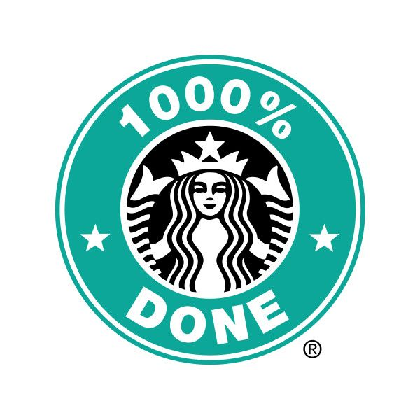 600x600 Starbucks Coffee Logo