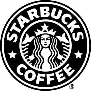 300x300 Starbucks Coffee Logo Vector (.eps) Free Download