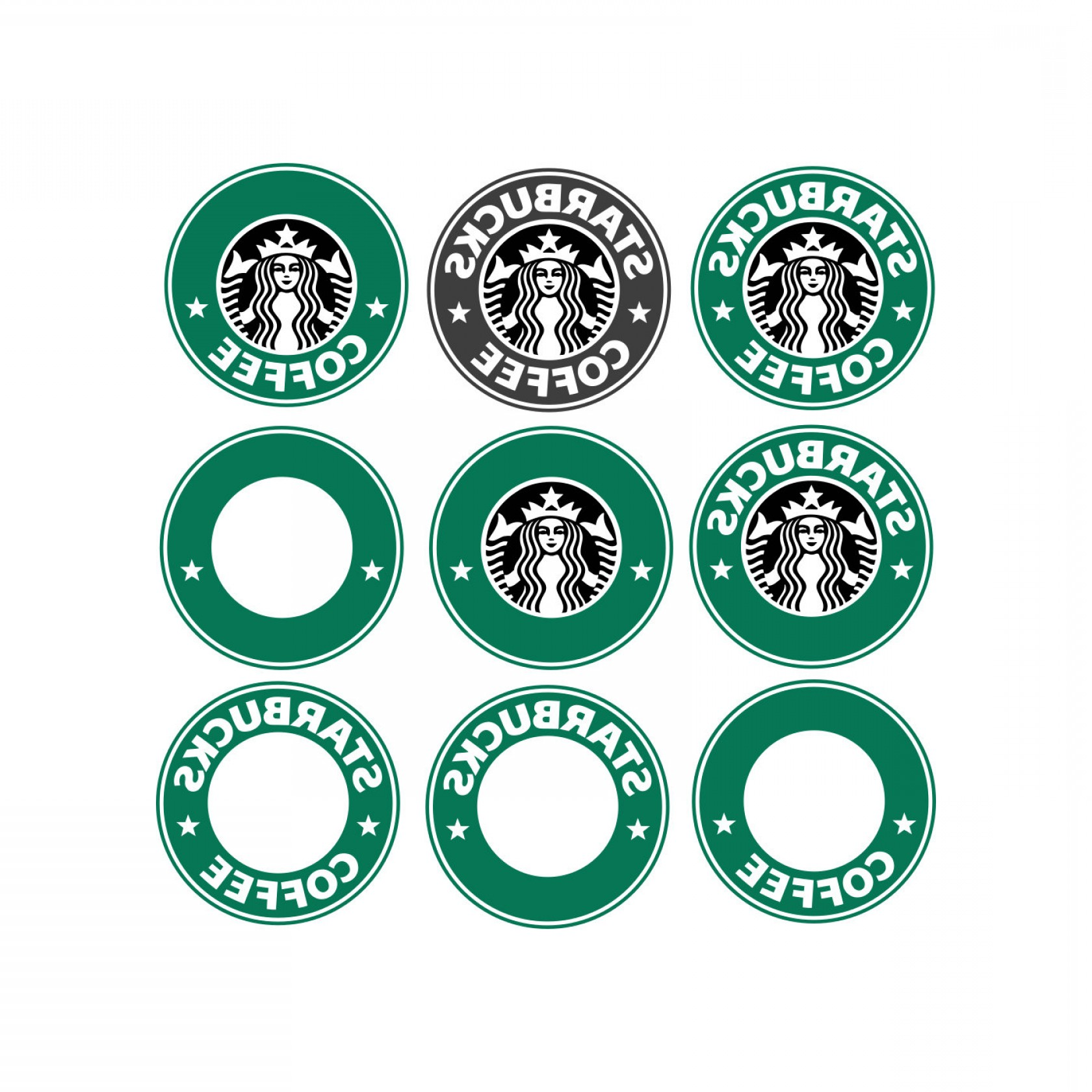 1680x1680 Starbucks Logo Svg Files Starbucks Eps Sohadacouri