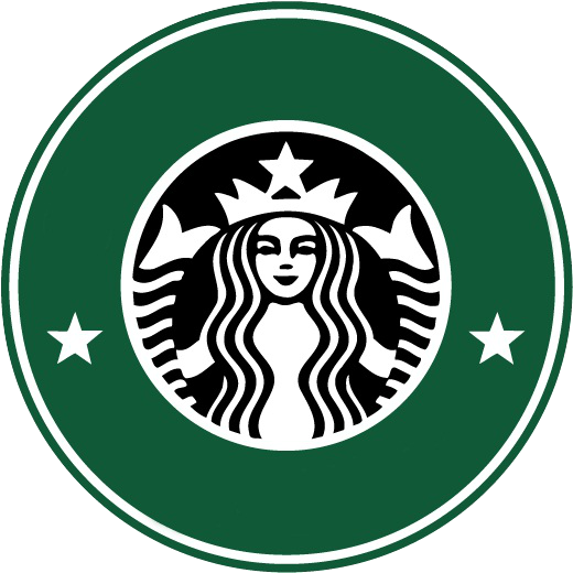 520x520 19 Starbucks Logo Vector Freeuse Library Huge Freebie! Download