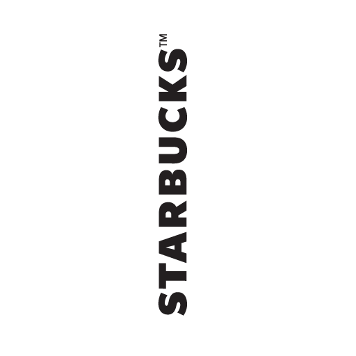 512x512 Starbucks Wordmark Logo In (.ai + .psd) Vector Free Download