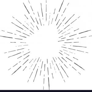 300x300 Abstract Starburst Background From Radial Stripes Vector Lazttweet