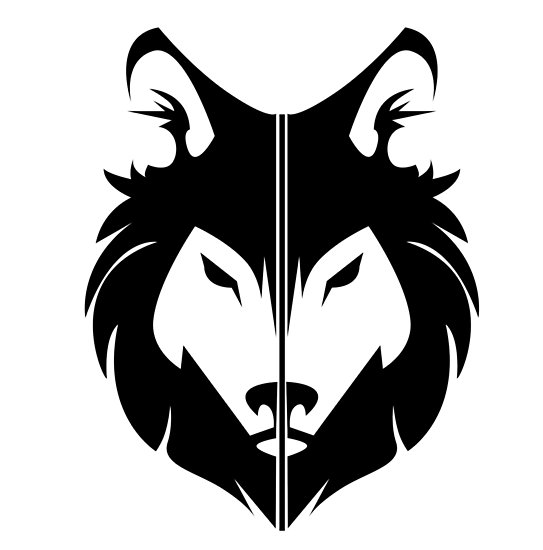 543x550 House Stark Sigil Posters By Loulobrin Redbubble