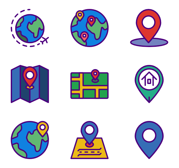 600x564 Start Icons