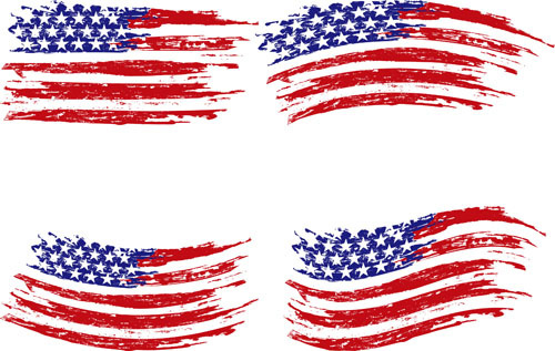 500x317 United States Of America Flag Clip Art Freeuse