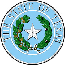 210x210 The Texas State Seal