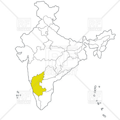 400x400 Administrative Division Of India