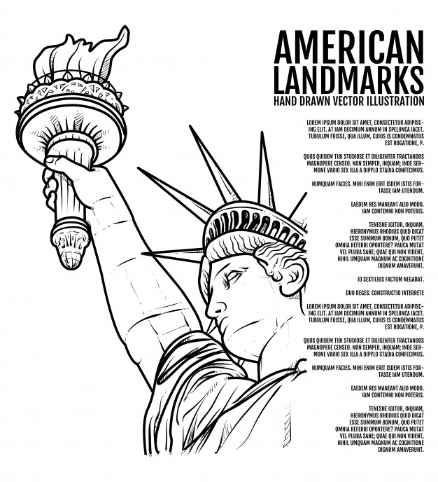 626x688 Statue Of Liberty Vectors, Photos And Psd Files Free Download