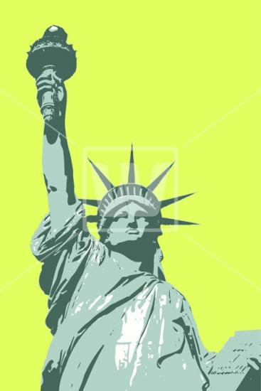 367x550 Statue Of Liberty