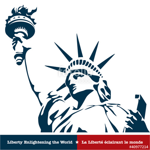 500x500 Statue Of Liberty. Usa Stock Image And Royalty Free Vector Files