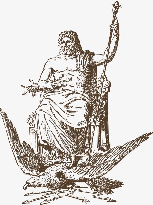 650x872 Vector Ancient Greece Ancient Statue, Vector, Ancient Greece