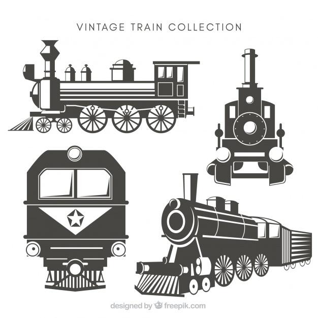 626x626 Locomotive Vectors, Photos And Psd Files Free Download