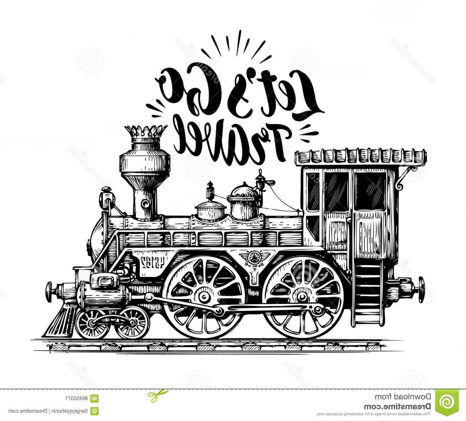 1560x1407 Train Engine Vector Logo Sohadacouri