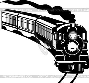 300x280 Vintage Steam Train Locomotive