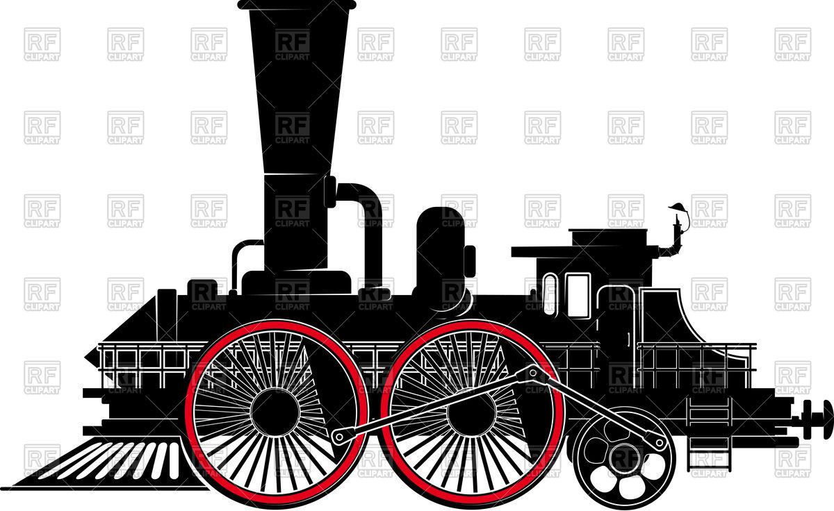 1200x736 Fantastic Locomotive With Large Wheels