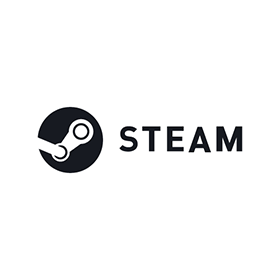 280x280 Steam Logo Vector Free Download